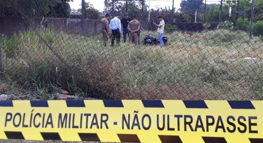 Assassinato na zona leste. Foto Eliandro Piva
