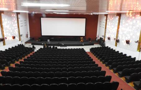 O Cine Com-Tour/UEL volta a ativa após meses desativado Foto: Divulgação/Casa da Cultura