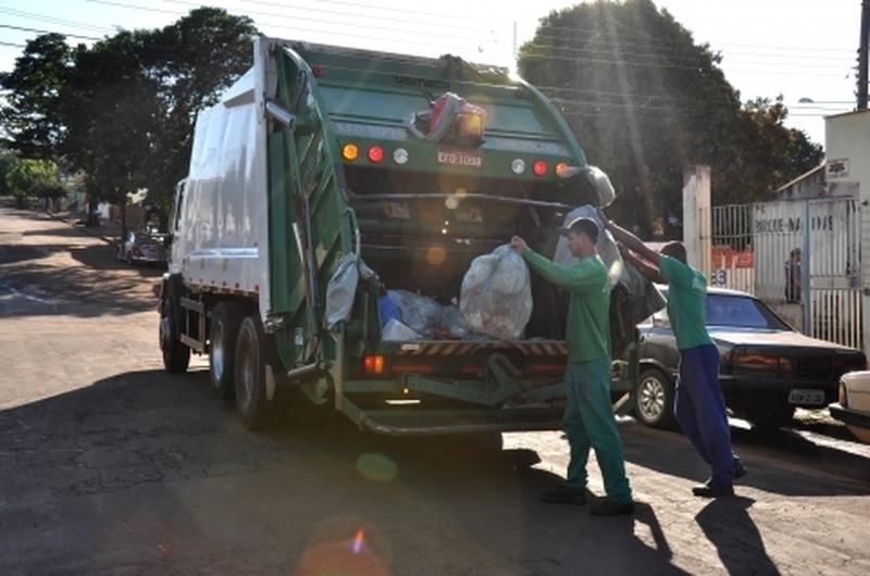 coleta de lixo ibipora foto divulgacao