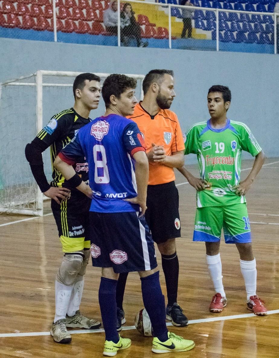 Iate Clube x Ivaiporã Foto: Divulgação