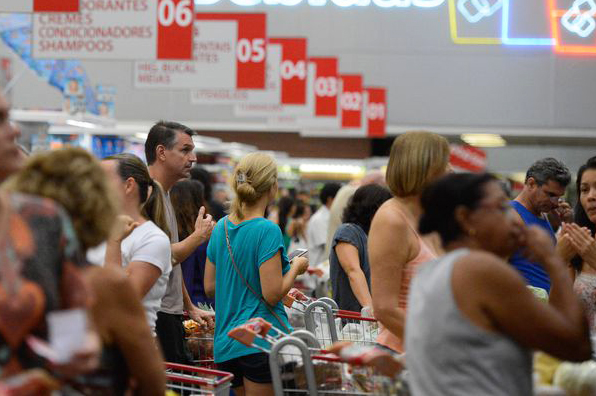O Índice de Preços ao Foto: Tânia Rêgo/Agência Brasil