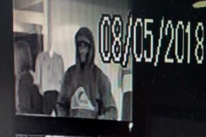 Foto: Reprodução/Câmera de Segurança