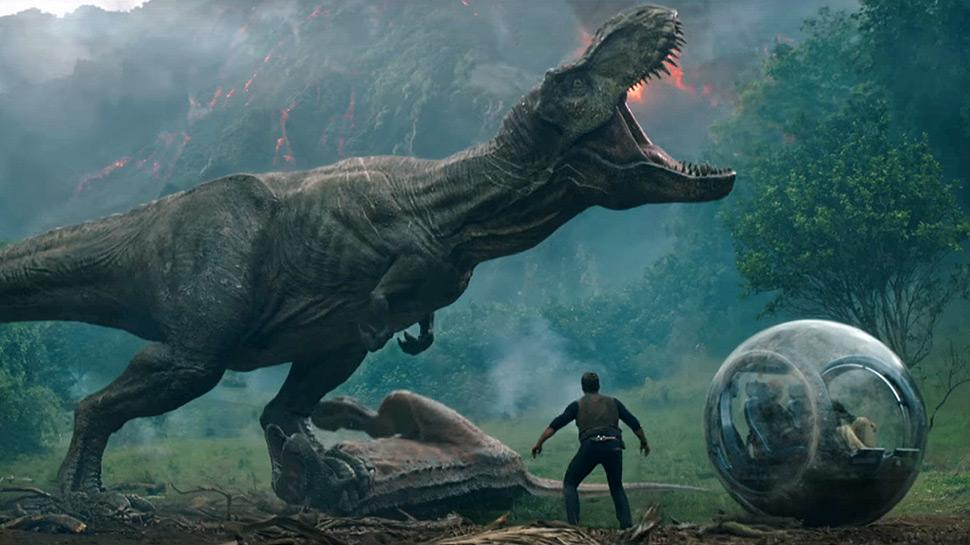 Dinossauros Foto: Divulgação