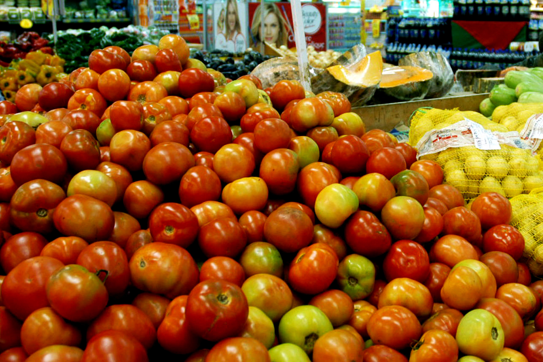 Hortifrutigranjeiros. Tomate.Foto: José Gomercindo/ANPr