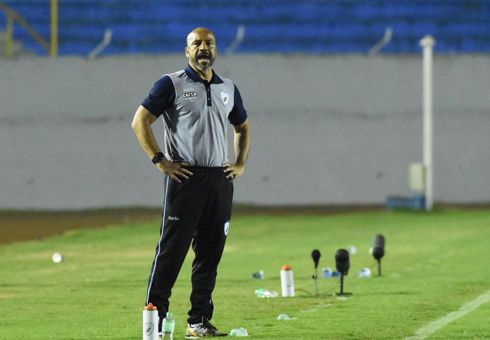 Sérgio Soares LEC Foto: Gustavo Oliveira/Londrina Esporte Clube