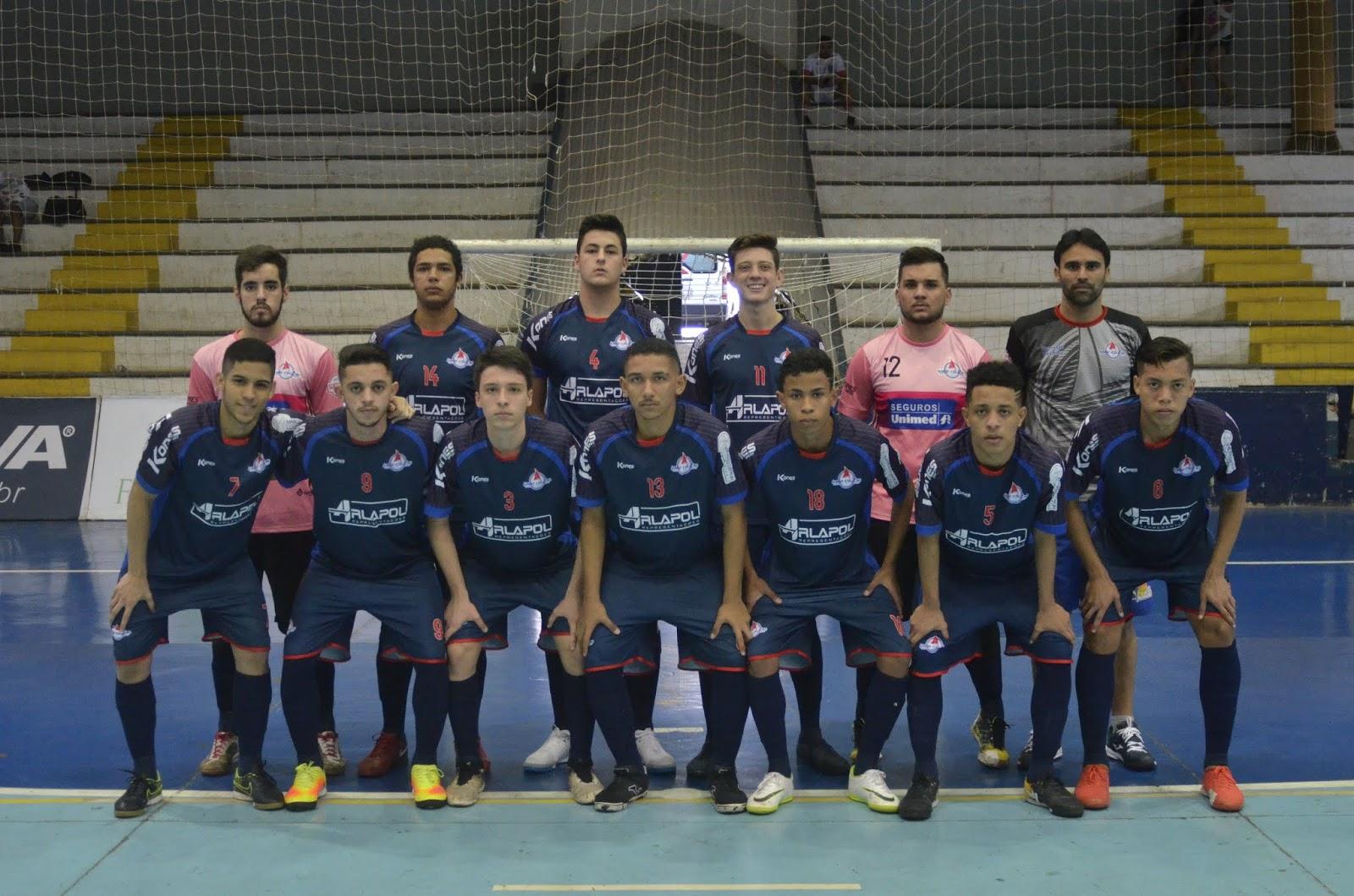 Futsal Londrina Iate Foto Divulgacao
