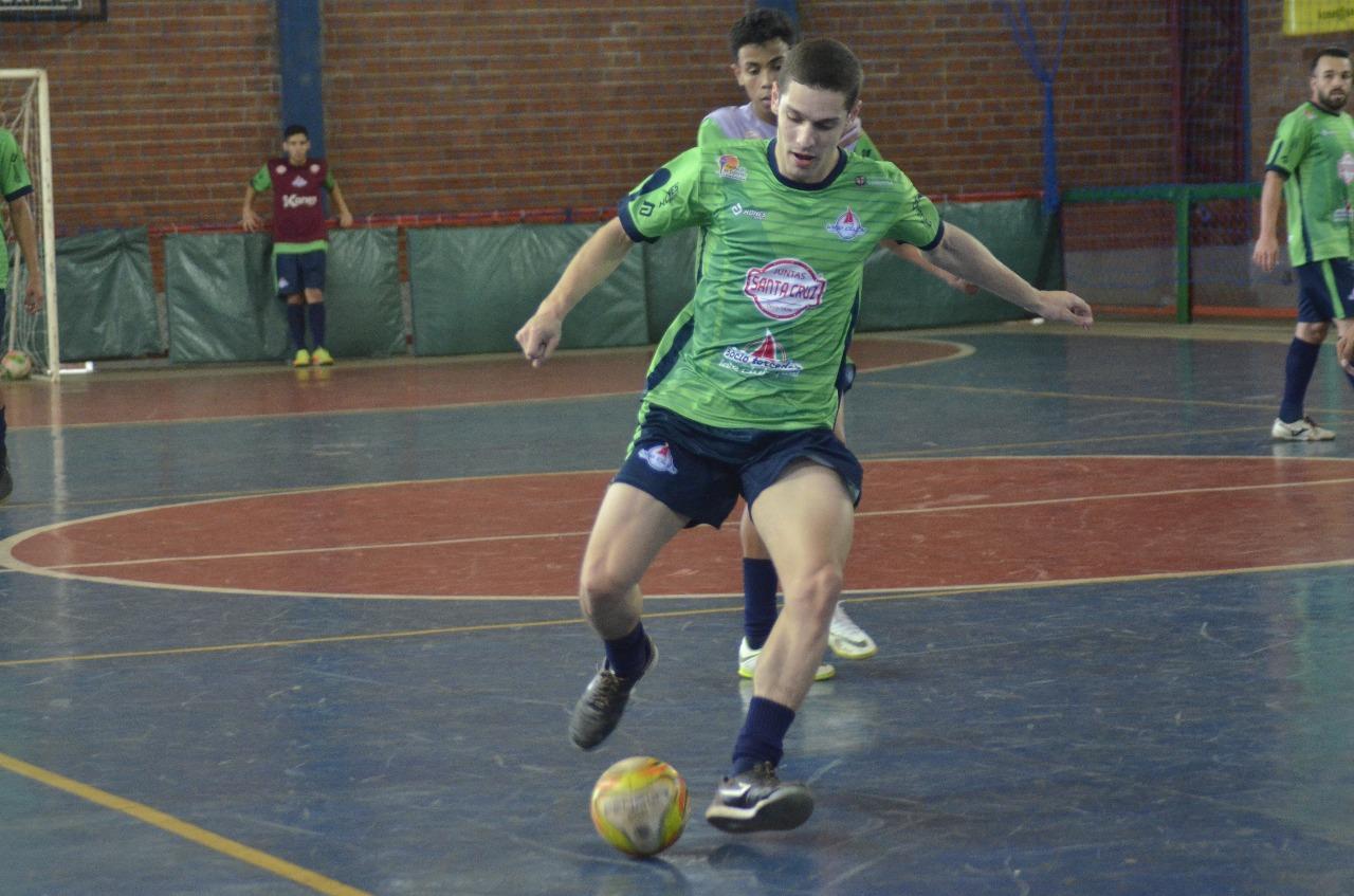 Futsal Londrina Foto Rafael Ribeiro/Iate Clube