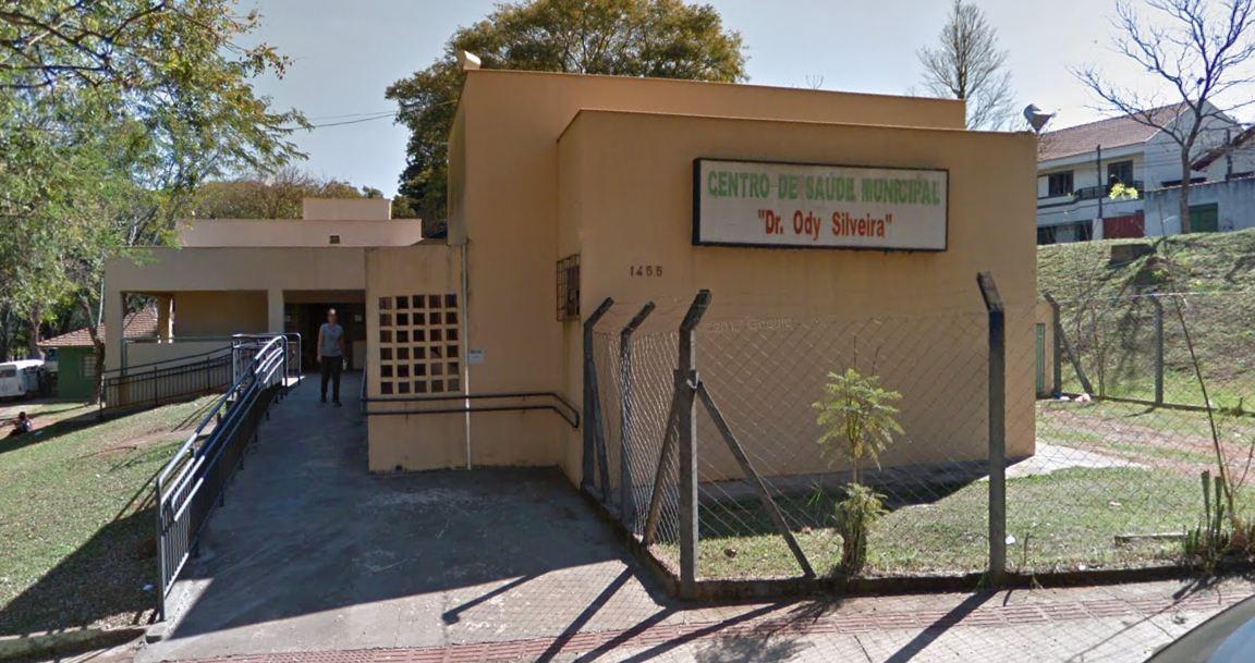 UBS do Centro Social Urbano. Foto: Reprodução/Google Maps