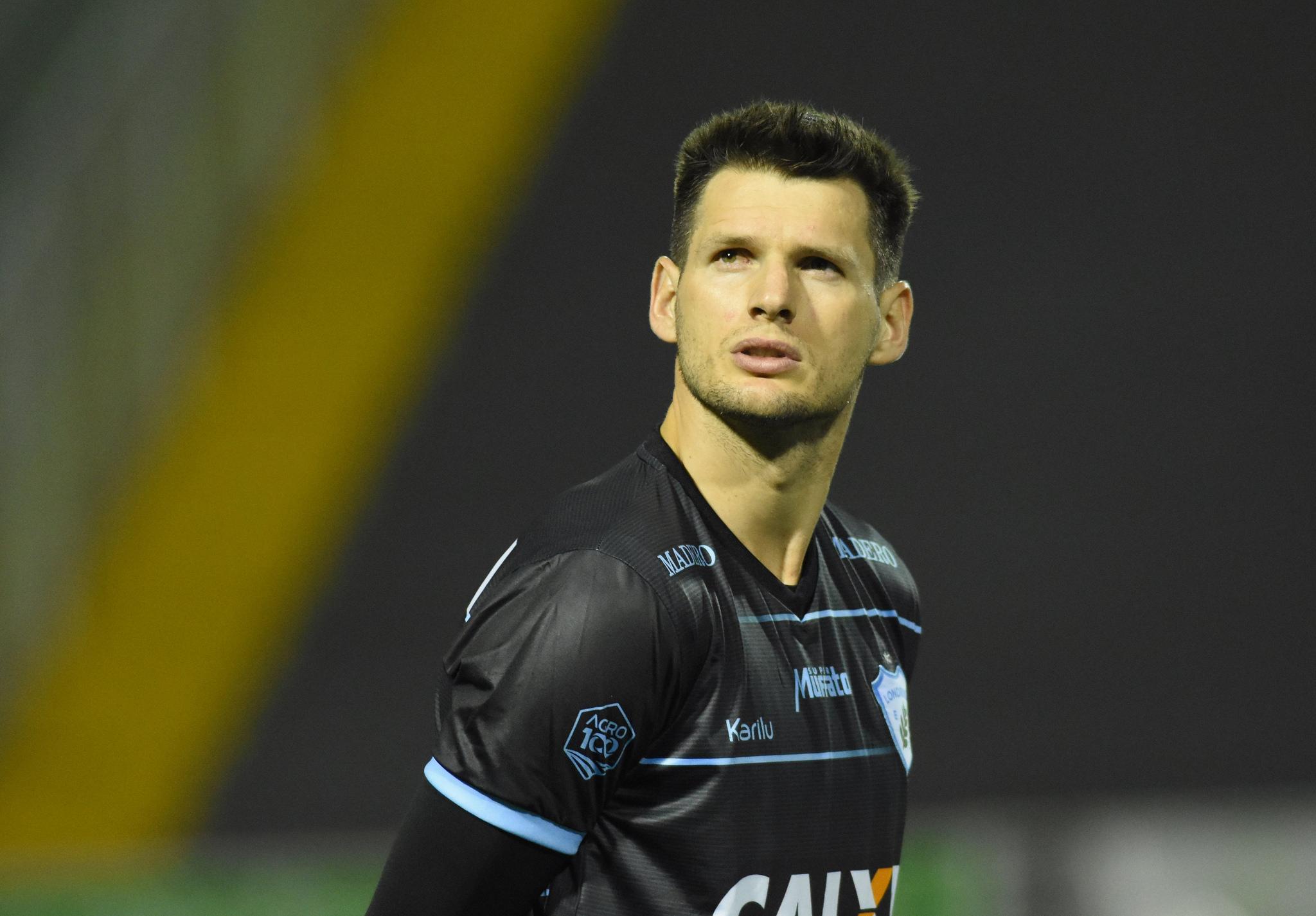 Vagner goleiro Foto: Gustavo Oliveira/Londrina Esporte Clube
