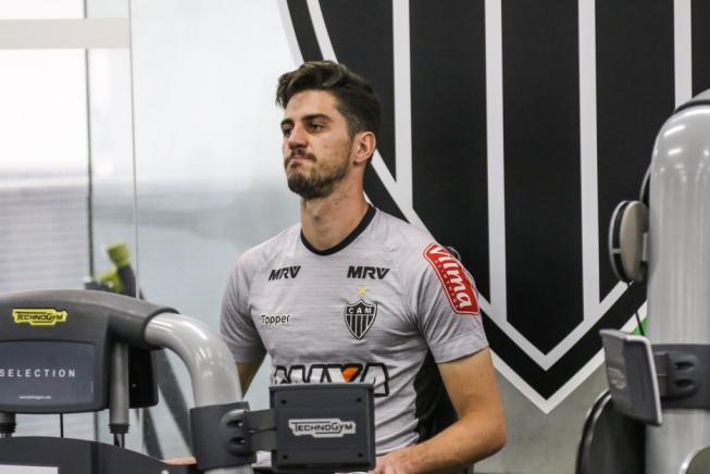 Matheus Mancini Foto Bruno Cantini Atlético MG