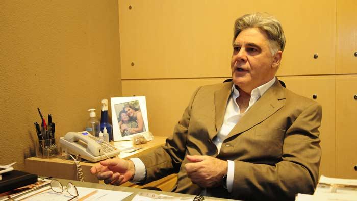 Virgílio Tomasetti Júnior. Foto: Folha de Londrina