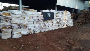 Maconha apreendida pelo Denarc: quase 1,8 tonelada. Foto: Divulgação/Denarc