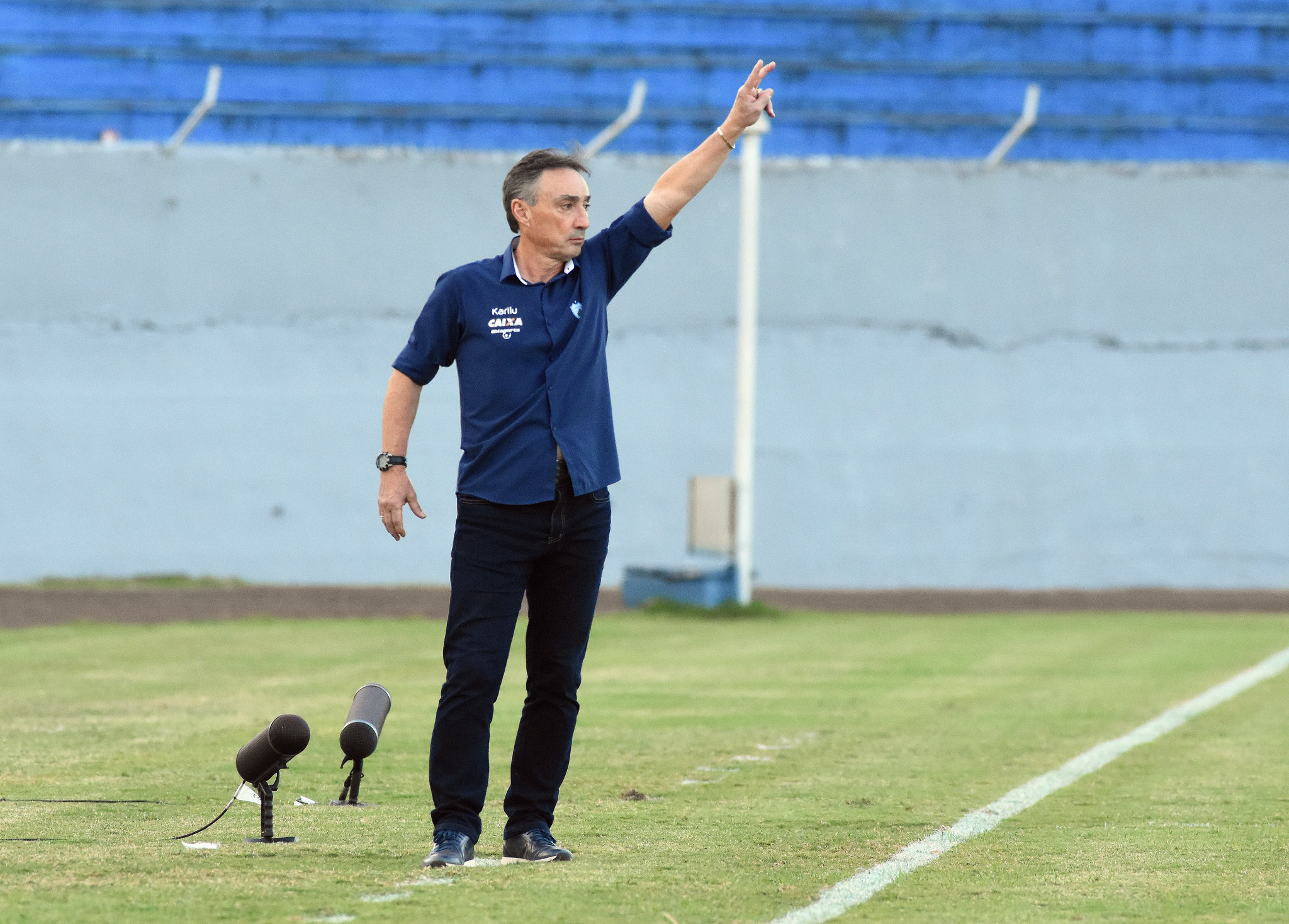 Roberto Fonseca Foto Gustavo Oliveira Londrina Esporte Clube