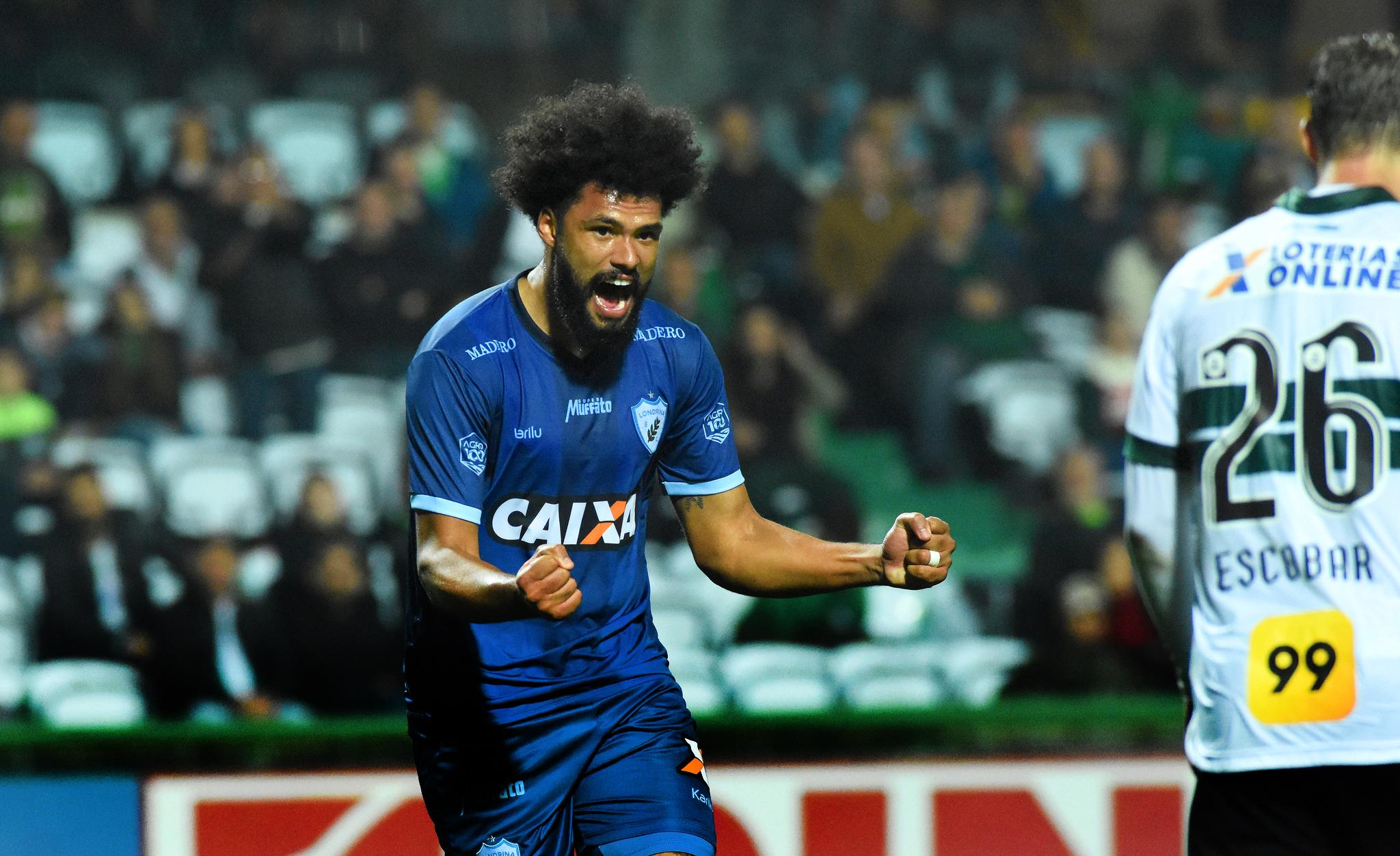 Londrina Lucas Costa Foto Gustavo Oliveira Londrina Esporte Clube