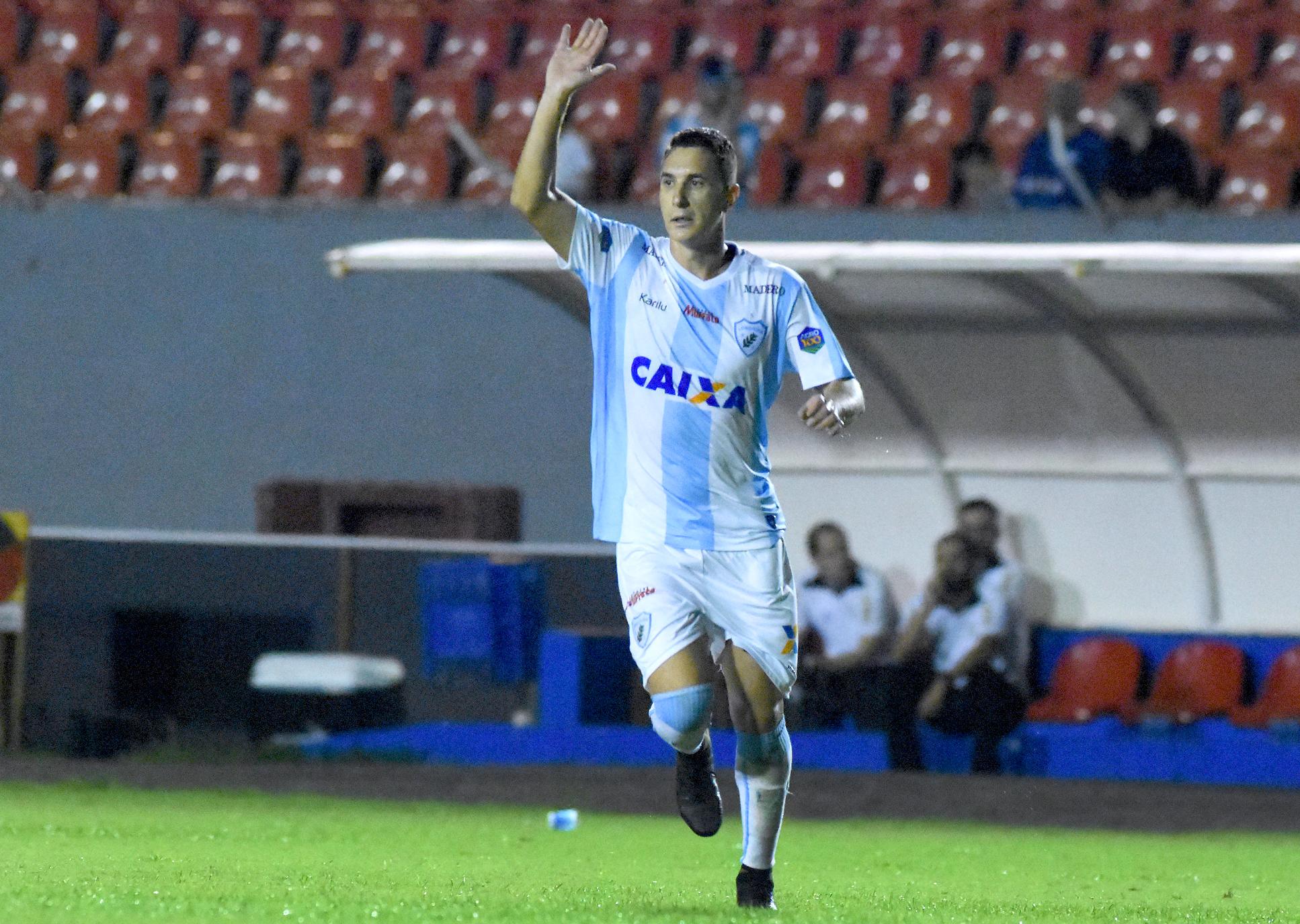 Higor Leite Foto Gustavo Oliveira Londrina Esporte Clube