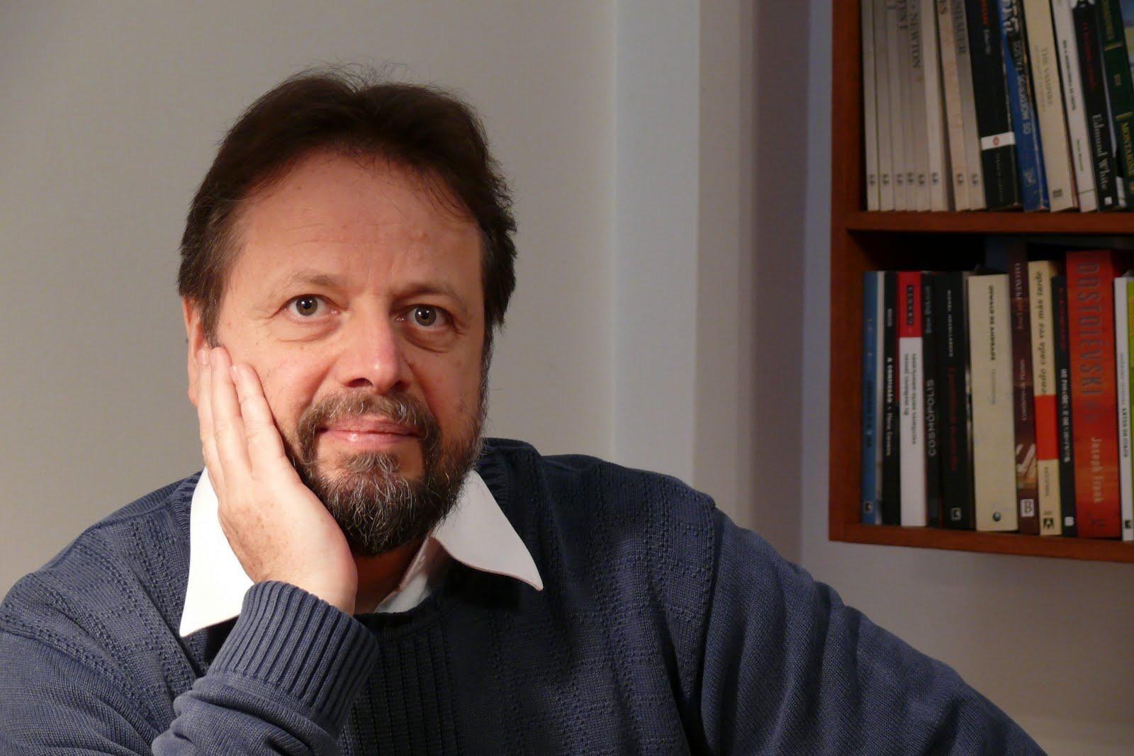 Cristovão Tezza Foto Divulgacao