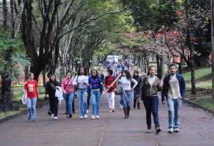 UEL está aberta ao debate sobre cotas sociais. Foto: Agência UEL