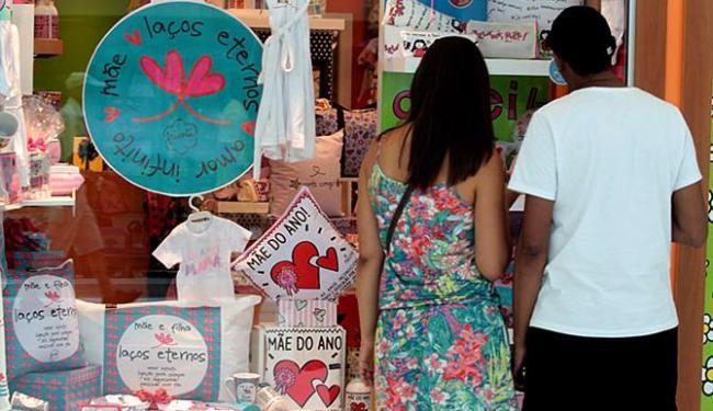 Joalheria e calçados foram os segmentos com destaque no Dia das Mães em Londrina