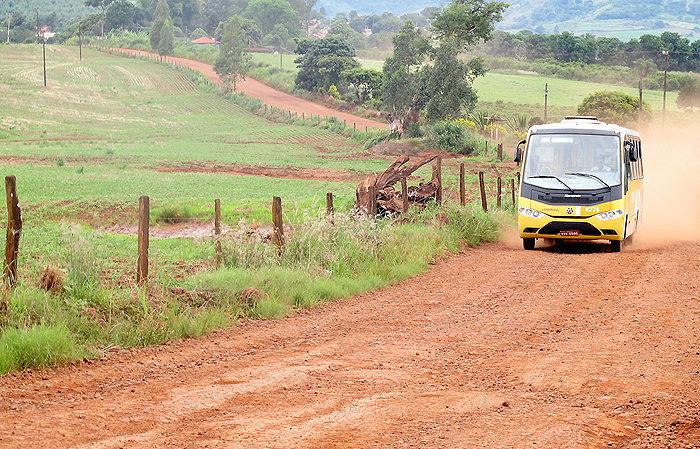 Pavimentação da Estrada de Guairacá deve ser concluída até setembro