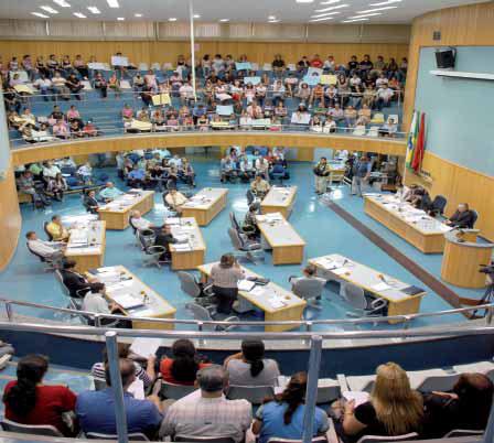 Projeto da Mesa Executiva visa regulamentar atribuições a cargos comissionados da Câmara