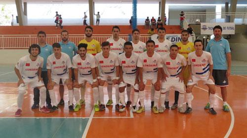 Pela Chave Bronze, Londrina Futsal enfrenta o Tapejara no Moringão