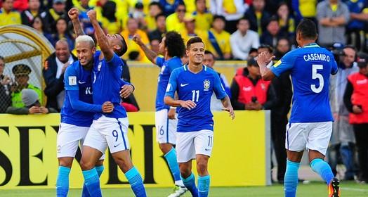 7f84ee8ab1 Seleção Brasileira segue em segundo em ranking da Fifa - Portal Paiquerê