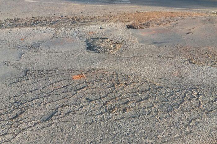 Mutirão vai começar no Santa Rita e promete resolver problemas de buracos nas ruas