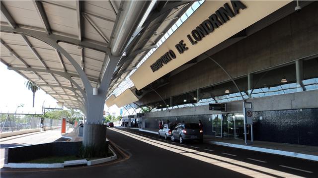 Aeroporto de Londrina deverá receber R$ 400 mi de investimento em concessão