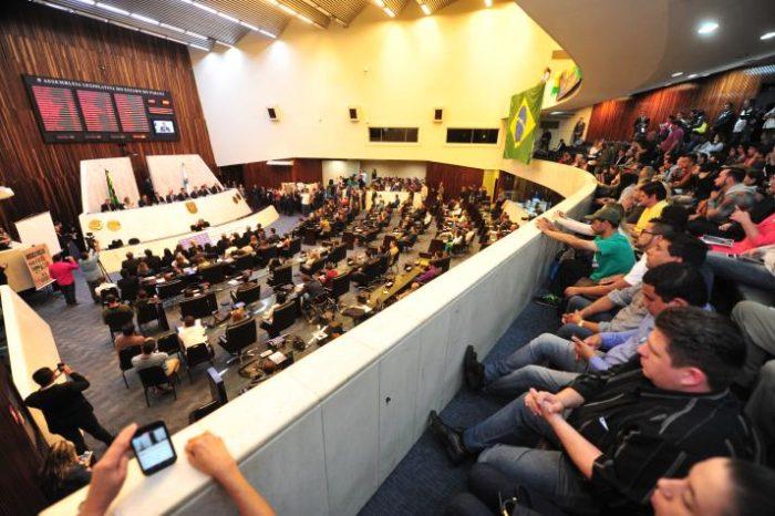 Sindicatos criticam proposta para teto no funcionalismo público do PR