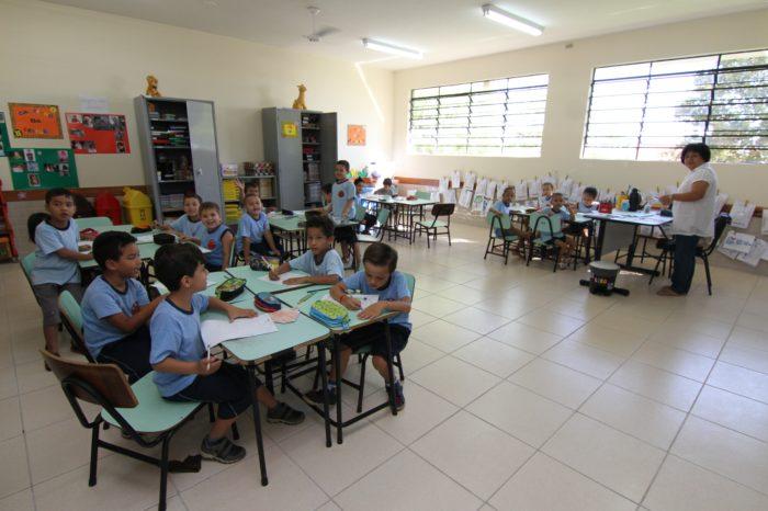 Educação busca espaços para aumentar abrangência de projeto do P4