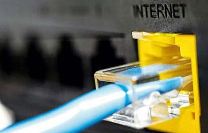 Internet e telefonia estão normalizadas na cidade
