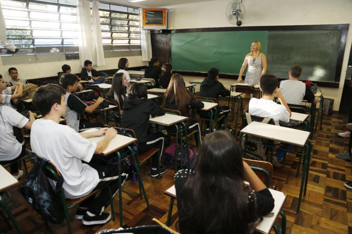 Escolas do Paraná devem receber investimento de R$ 60 milhões