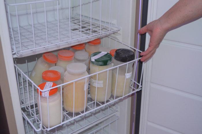 Com estoque baixo, Banco de leite humano do HU necessita de doações com urgência
