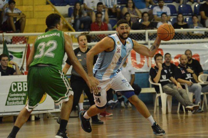 Basquete Londrina vai disputar Liga Ouro da modalidade em 2018