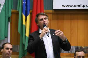 Jair Bolsonaro Foto Fernando Cremonez Divulgação CML