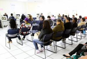 Estoque de emprego formal apresentou saldo negativo. Foto: Divulgação/Sine