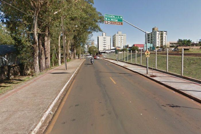 Construtora retoma obra de duplicação na avenida Aminthas de Barros