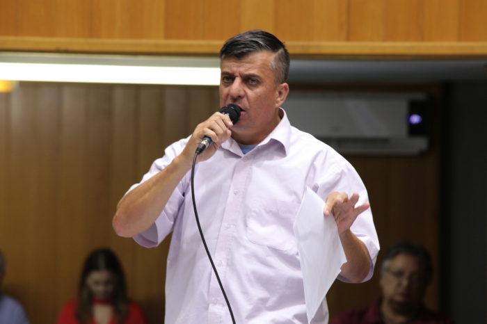 Pros confirma vereador cassado em Londrina candidato a deputado