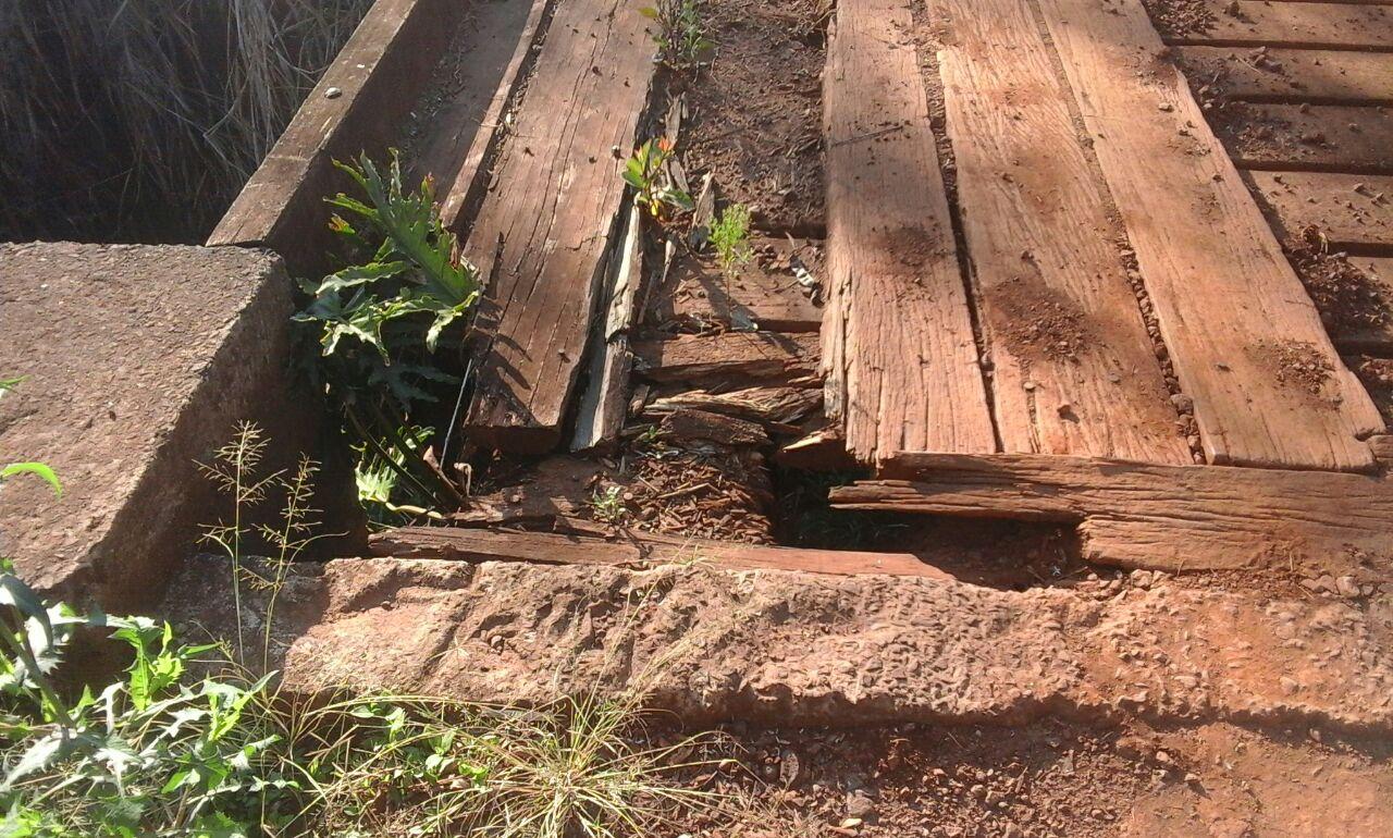 Secretaria de Obras tem problema com licitações para recuperação de pontes