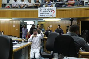 Boca Aberta teve o mandato de vereador cassado em setembro de 2017. Foto: Devanir Parra/CML