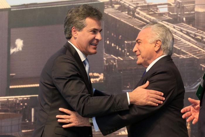 Aprovação de Beto Richa e Michel Temer melhora em Londrina