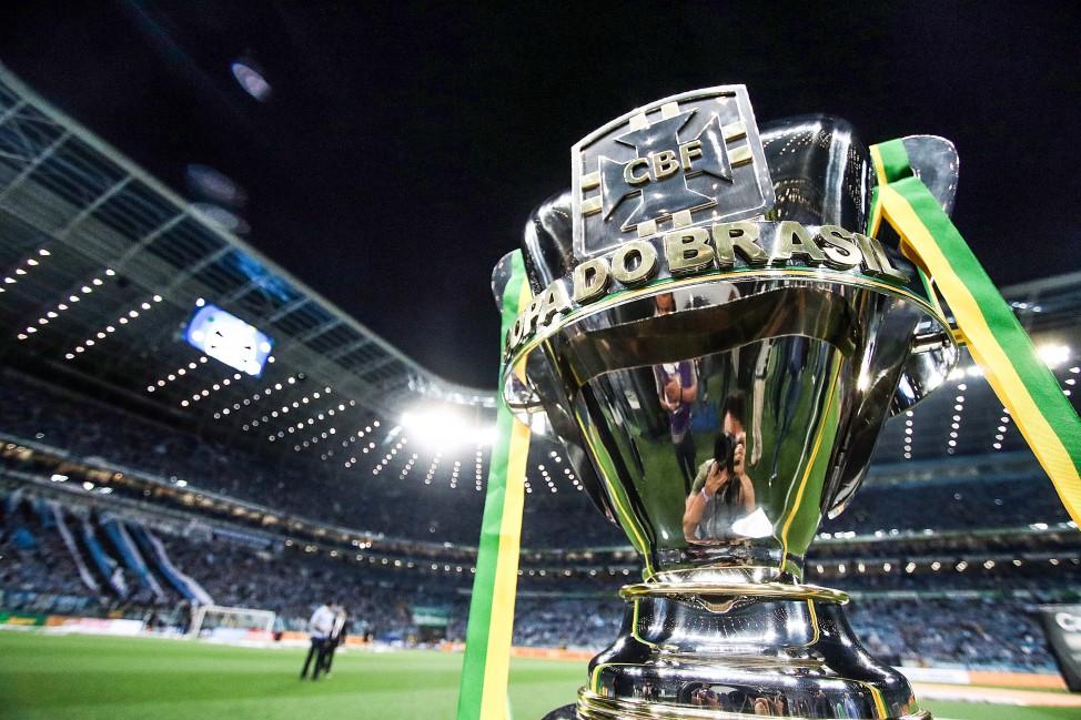 Sorteio da CBF define confrontos das oitavas de final da Copa do Brasil -  Portal Paiquerê 3d46d95b4797b