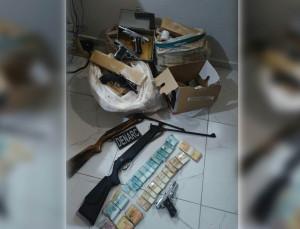 Filho de ex-vereador de Londrina é preso em operação contra o tráfico de drogas
