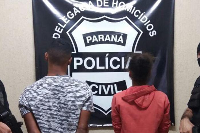 Suspeitos de matar homem próximo a campo de futebol são presos