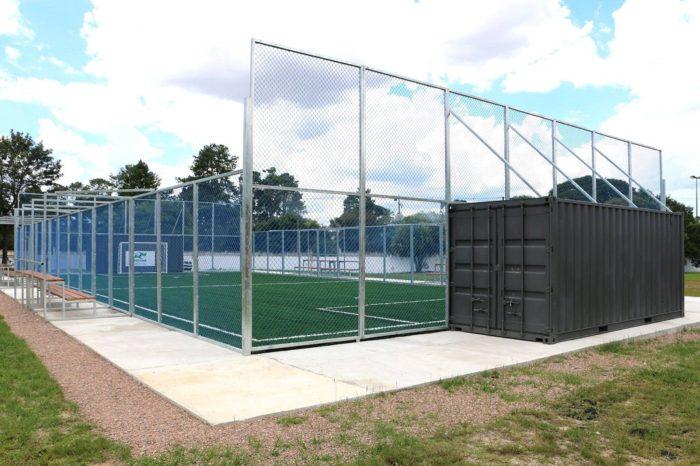 Arena esportiva é inaugurada na zona sul de Londrina