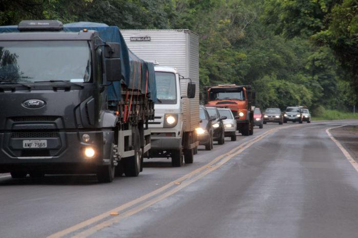 Envelopes para projeto de duplicação da PR-445 até Mauá da Serra são abertos