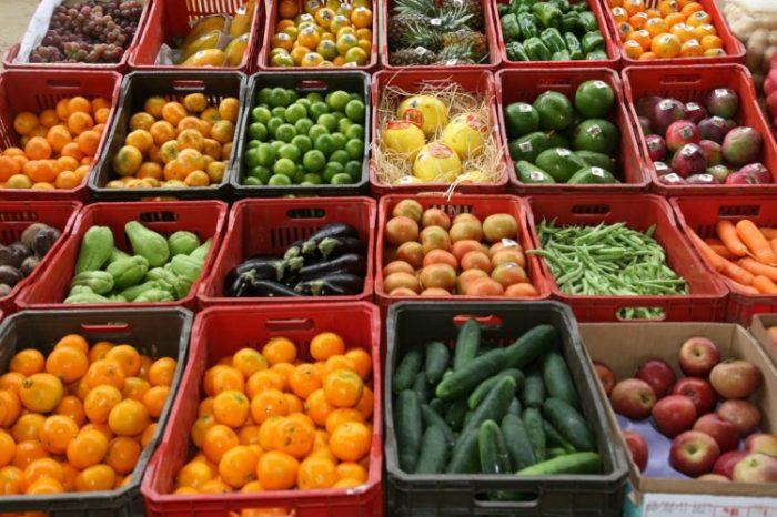 Chuvas provocam aumento nos preços das frutas e verduras