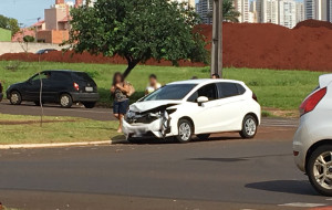 acidente zona sul Foto WhatsApp Paiquere