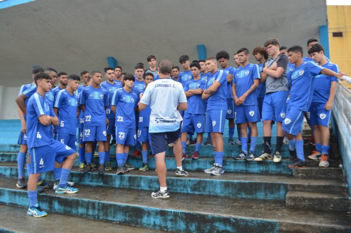 Londrina sub-17 se reapresenta para a temporada de 2018