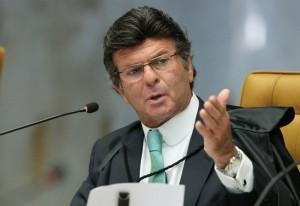 Presidente do Tribunal Superior Eleitoral (TSE), Ministro Luiz Fux. Foto: Carlos Moura